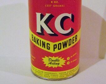 K C Baking Powder Bank