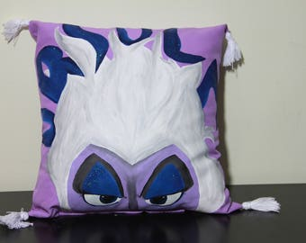 Ursula | The Little Mermaid Pillow