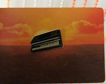Vintage Deadstock Rhoades Keyboard Pin piano