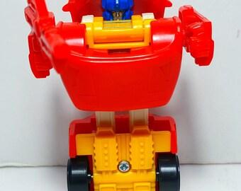 Hasbro Transformers Generation 2 G2 Autobot Optimus Prime Complete 1994