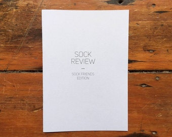 Sock Review: Sock Friends Edition