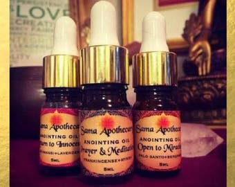 Anointing Oils Set