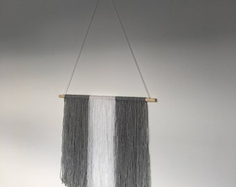 Wool Wall Hanging Etsy