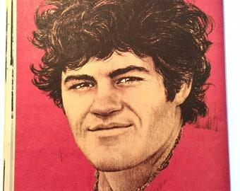 "1969 ""16 MAGAZINE"" Vol. 11 No. 3 Teen Heartthrob Fan Magazine Monkees Bobby Sherman Cowsills Dark Shadows"
