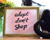 Cat Print Dog Print &quot...