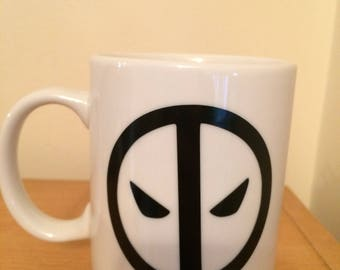 Inspired Marvel Deadpool mug