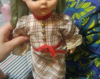 Vintage 'Regal Toy' Doll Made in Canada