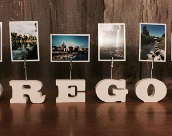 Oregon Photo Clips with Scenery
