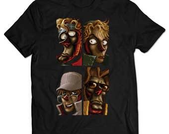 Metal Slug 2 T-shirt