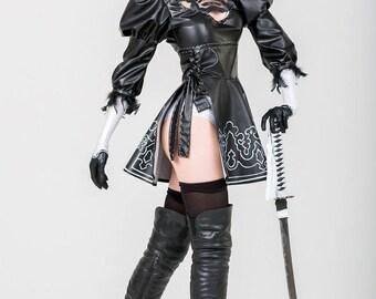 NieR: Automata - 2B - YoRHa 2 Type B cosplay costume