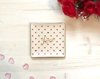 Valentine's Trinket Tray