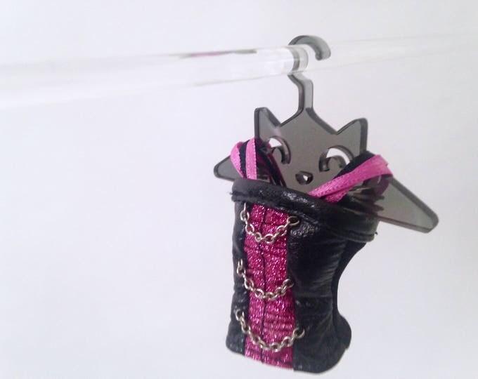 "Designer Doll Hangers - ""Cute"" Set & ""Creepy"" Set!"