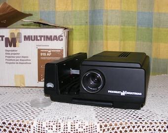 Braun Paximat 915 AF Typ 2002 200W Slide Projector