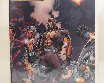Wetworks Rebirth #1. Image Comics. (1994)