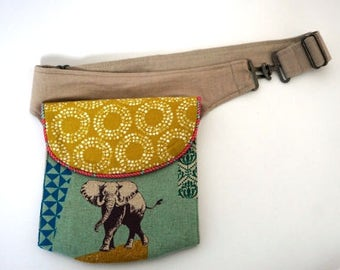 Festival Elephant Fanny Pack