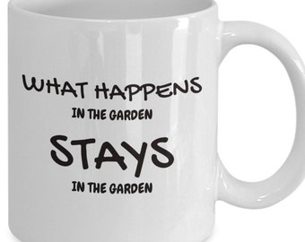 Gardening Mug, Mug for Gardener, Gifts for Gardener, Gardening Gifts, Gardening Gift, Gift for Gardener, Birthday Gift for Gardener