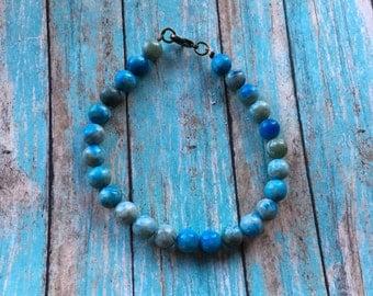 SALE - Southwest Boho Beaded Bracelet, Beaded Bracelet, Southwest Jewelry, Boho Jewelry, Boho Bracelet, Southwestern Bracelet