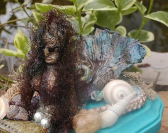 Fish/Nautical/Fiji/Feejee Mermaid/Creature/Sea Hag