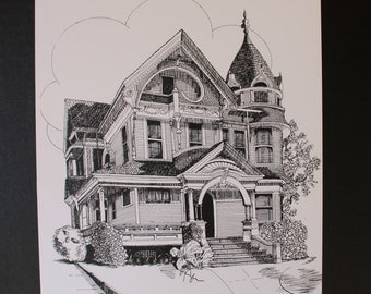 Victorian House #2
