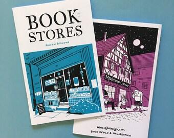 Bookstores Zine -