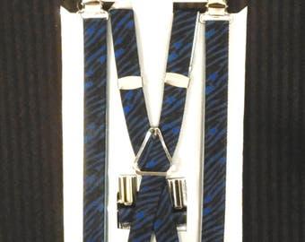 Zebra Suspenders