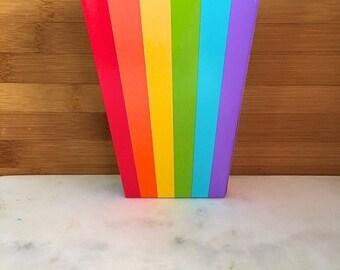 Rainbow Popcorn Boxes (5)