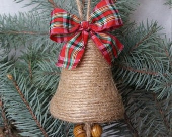 Christmas bell, Christmas ornament, Christmas decoration