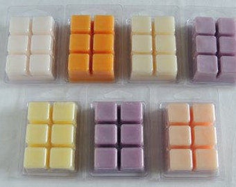 Wax Melts wax tarts  - Highly fragranced available in 7 different scents