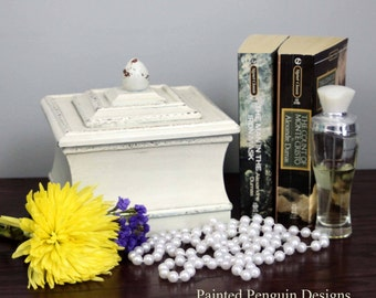 French Country Keepsake Box