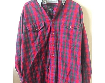 Mulit-Color Flannel