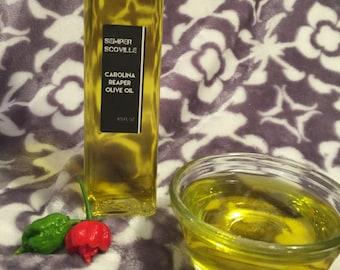Carolina Reaper Infused Olive Oil