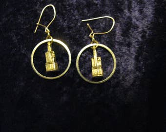 empire state building earrings