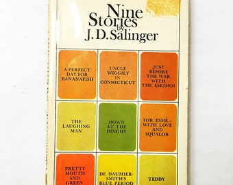 an analysis of the short story a perfect day for bananafish by jd salinger The short review: nine stories by j d salinger with love and squalor and a perfect day for bananafish the heart of each story is set to the.