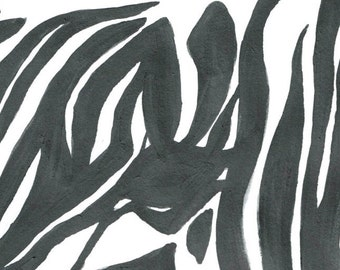 zebra pattern design black and white print