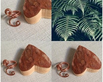 Copper ring, a jewel in the beneficial virtues.