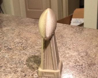 Mini Fantasy Football Trophy (multiple colors)