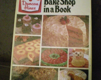 Vintage Baking Book Duncan Hines