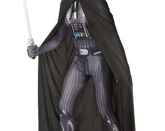 Disguise Dark Vader™ adult zapper Morphsuits™
