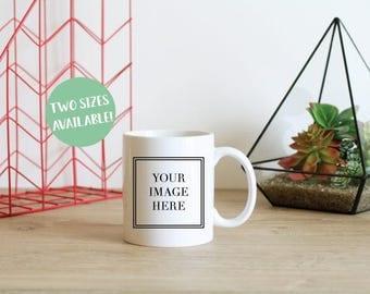 Custom Photo Mug, Personalized Photo Mug, Picture Mug, Custom Mug, Personalized Coffee Mug, Personalised Coffee Mug, Personalized Gift