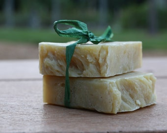 Tea Tree & Patchouli Natural Soap Bar