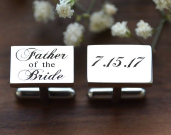 Wedding Cufflinks, Groomsman Cufflinks Personalized, Groomsmen Cufflinks, Groom Cufflinks, Personalized Cufflinks, Custom Cufflinks