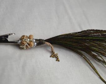 hair clip / roach clip / alligator clip