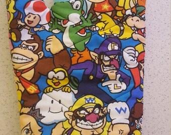 Retro Super Mario Oven Mitt