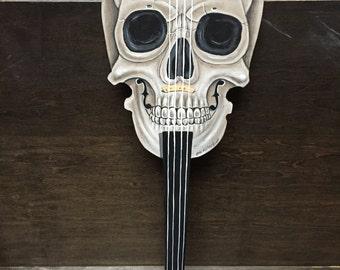 Skull fiddle