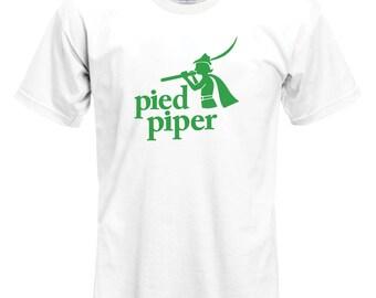 Silcon Valley Pied Piper Logo Shirt
