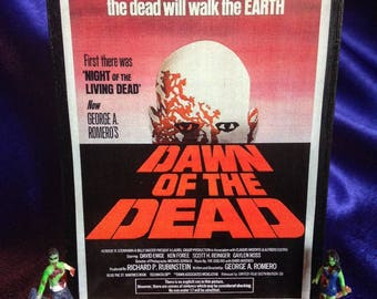 Dawn of the Dead Poster Apocalypse