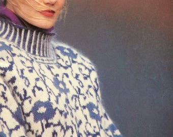 Patons knitting book 965 - Fashion Handknits