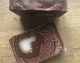 So! Chocolate Soap