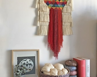 Weaving wall 37KY by Only a paper moon - size M