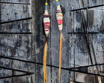 Handmade Feather